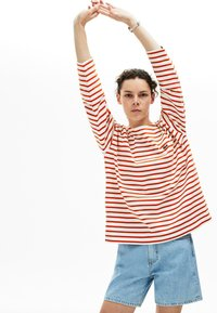 Lacoste - T-shirt à manches longues - white/red - 3