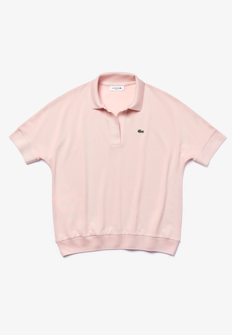Lacoste - Polo - rose pale
