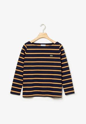 SF8684 - Sweatshirt - navy blau / orange / weiß