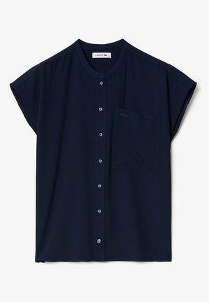 Chemisier - bleu marine