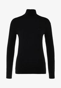 Lacoste - Stickad tröja - black - 5