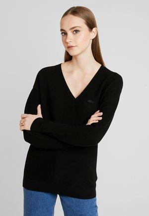 PULL FEMME - Pullover - noir