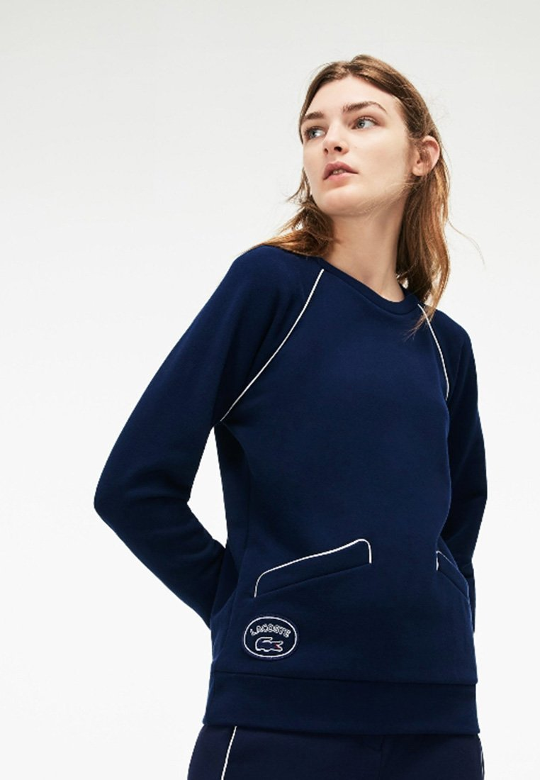 Lacoste - SF8748 - Sweatshirt - marine