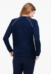Lacoste - SF8748 - Sweatshirt - marine - 1