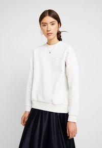 Lacoste - SF8692-00 - Sweater - flour - 0