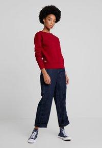Lacoste - Sweatshirt - bordeaux - 1