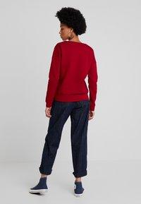 Lacoste - Sweatshirt - bordeaux - 2