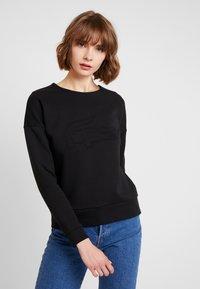 Lacoste - Sweater - black - 0