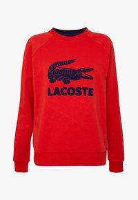 Lacoste - Sweater - corrida/navy blue - 3