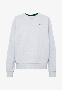 Lacoste - Sweater - silver chine/green - 4
