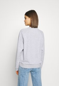 Lacoste - Sweater - silver chine/green - 2