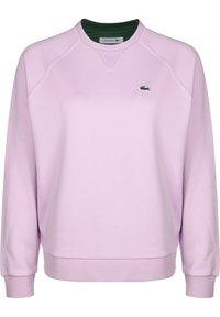 Lacoste - SWEATER SPORTSWEAR - Sweater - purple - 0