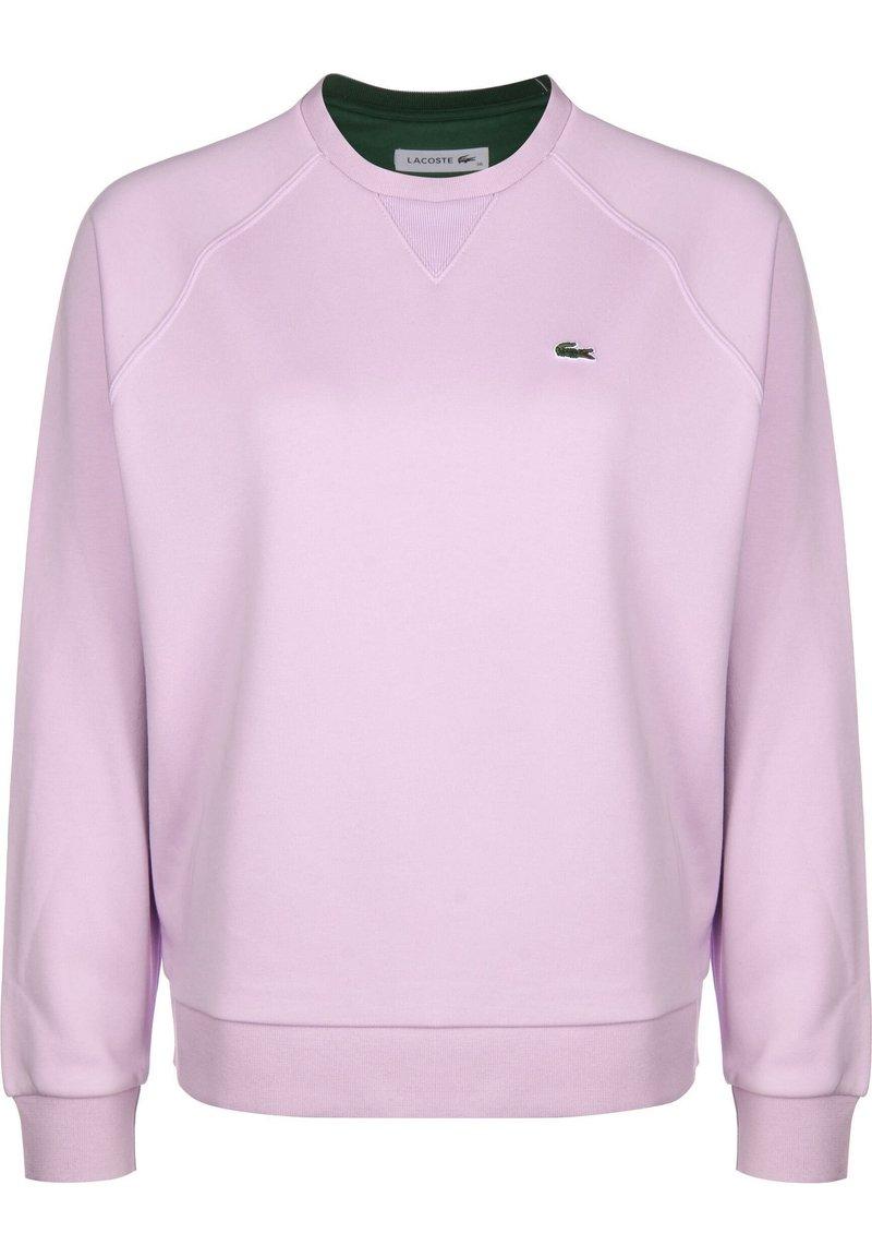 Lacoste - SWEATER SPORTSWEAR - Sweater - purple