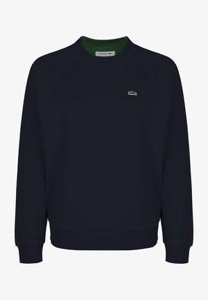 SWEATER SPORTSWEAR - Sweater - marine/vert