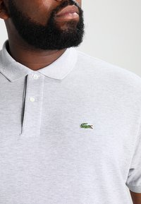 Lacoste - Polo shirt - argent chine - 3