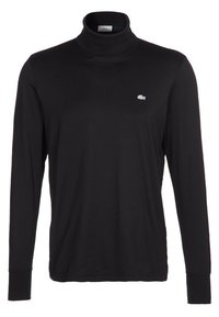 Lacoste - LONGSLEEVE - Long sleeved top - schwarz - 0
