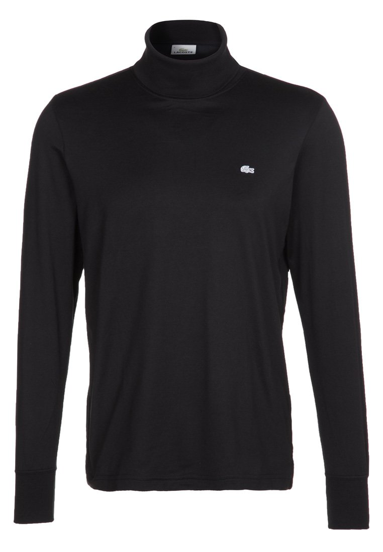 Lacoste - LONGSLEEVE - Long sleeved top - schwarz