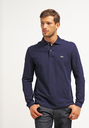 CLASSIC FIT - Polo shirt - navy blue