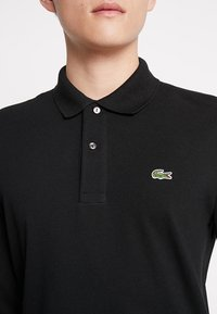 Lacoste - CLASSIC FIT - Polo shirt - black - 4