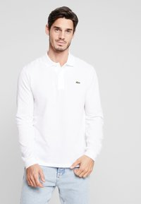 Lacoste - CLASSIC FIT - Poloskjorter - weiß - 0