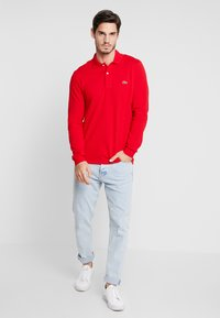 Lacoste - Polo shirt - red - 1