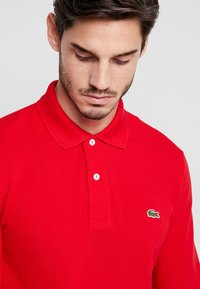 Lacoste - Polo shirt - red - 4