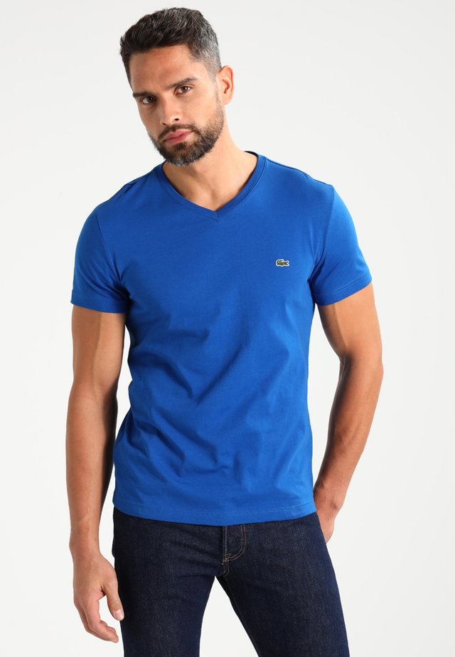 T-shirt basic - electric