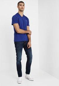 Lacoste - T-shirt basic - halliri chine - 1