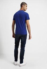Lacoste - T-shirt basic - halliri chine - 2