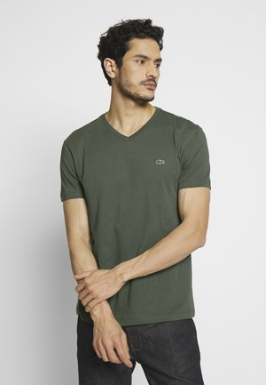 Basic T-shirt - aucuba