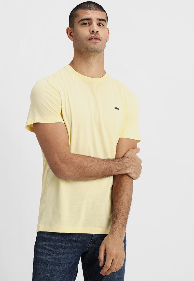 Lacoste - T-shirt basique - napolitan yellow