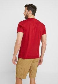 Lacoste - Basic T-shirt - alizarine - 2