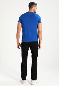 Lacoste - Basic T-shirt - blau - 2