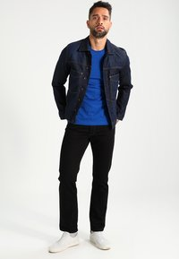 Lacoste - Basic T-shirt - blau - 1