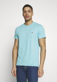 Lacoste - T-shirt basic - cicer - 0