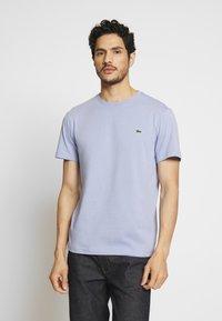 Lacoste - T-shirt basique - purpy - 0