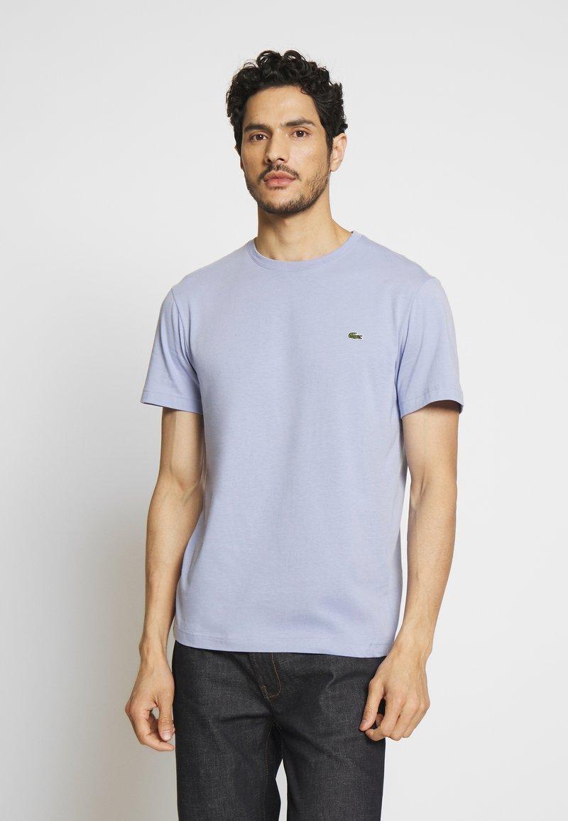 Lacoste - T-shirt basique - purpy