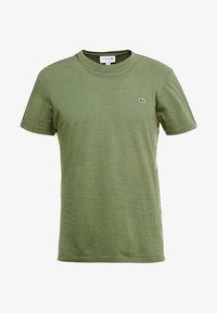 Lacoste - T-shirt basique - aucuba - 3