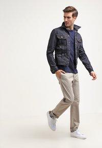 Lacoste - Top sdlouhým rukávem - navy blue - 1