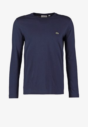 Långärmad tröja - navy blue