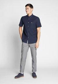 Lacoste - CH4975 - Shirt - navy blue/navy blue - 1