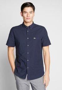 Lacoste - CH4975 - Shirt - navy blue/navy blue - 0