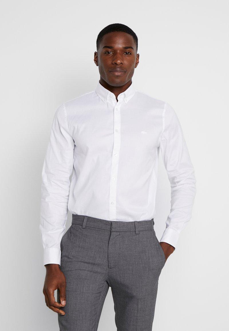 Lacoste - REGULAR FIT CH0431 - Skjorte - white