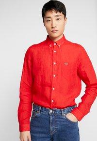 Lacoste - REGULAR FIT CH4990-00 - Shirt - salvia - 0