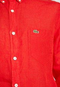 Lacoste - REGULAR FIT CH4990-00 - Shirt - salvia - 5