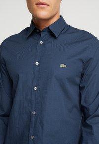 Lacoste - Košile - navy blue/hemisphere blue/white - 5