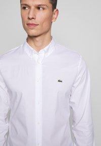 Lacoste - Shirt - blanc - 5