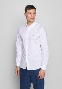 Lacoste - Camicia - blanc - 0