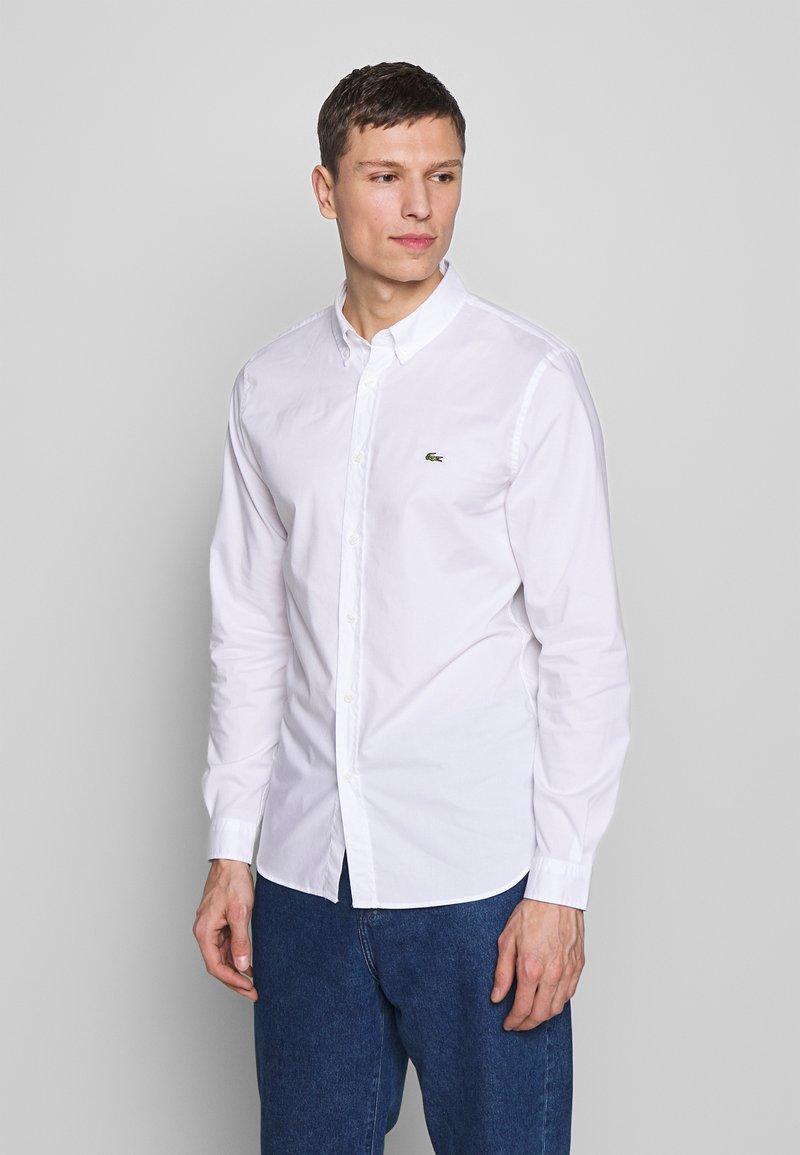 Lacoste - Camicia - blanc