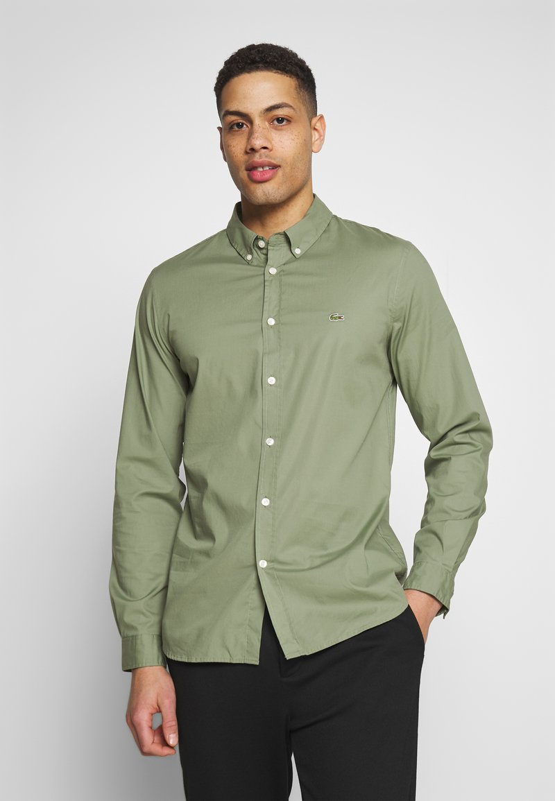 Lacoste - Shirt - thyme